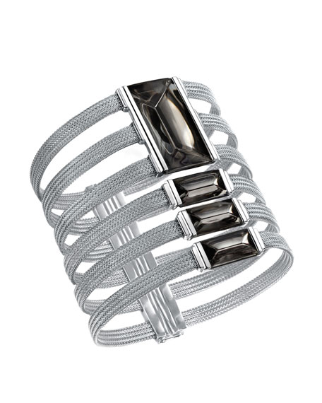 Limited Edition So Insomnight Silver Mordore Bracelet