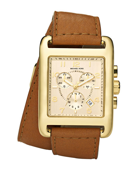 Double-Wrap Watch, Luggage