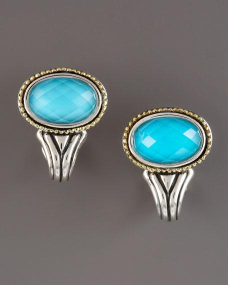 Venus Turquoise Earrings