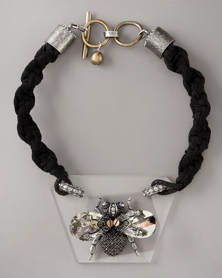 Insect Necklace