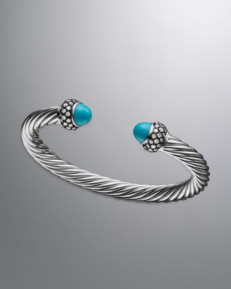 Moonlight Ice® Bracelet, Turquoise
