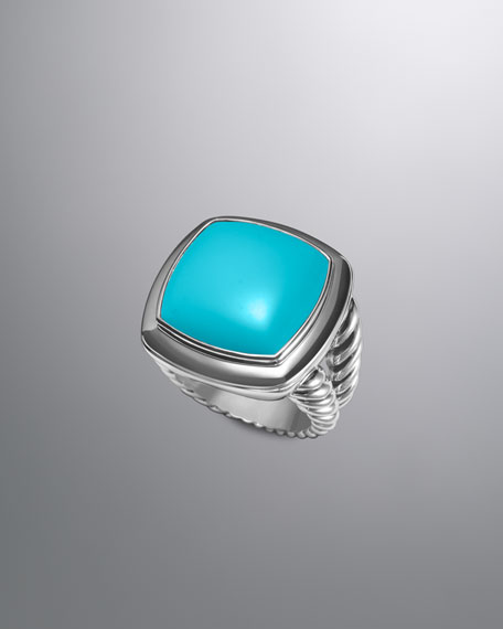 Albion Ring,Turquoise, 17mm
