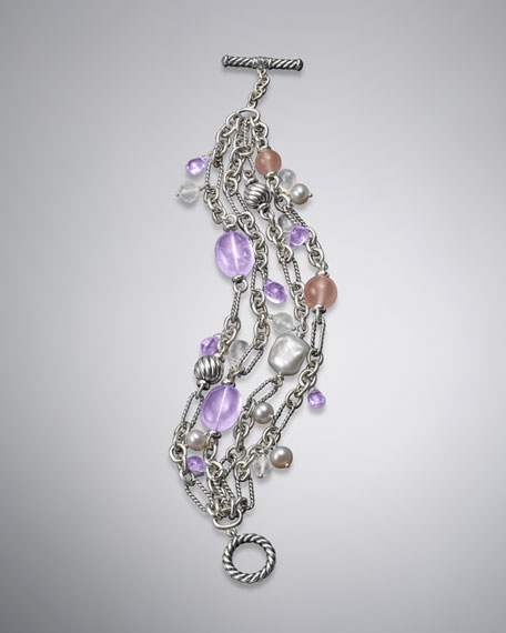Bijoux Bracelet, Rose Quartz