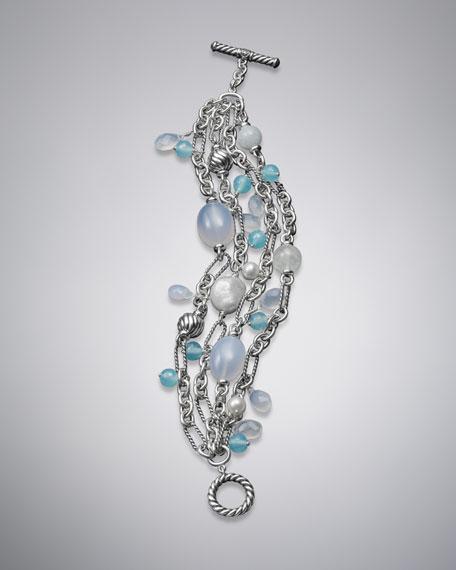 Bijoux Bracelet, Blue Topaz