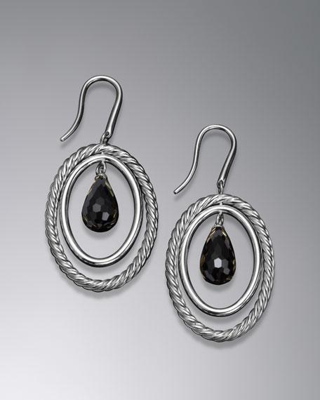 Mobile Earring, Black Onyx