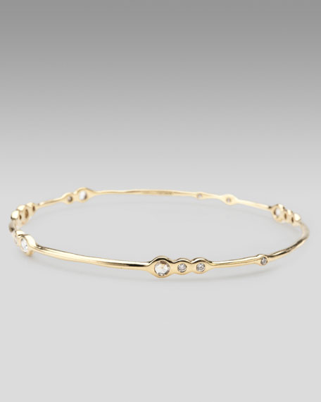 Sweet 16 Diamond Bangle