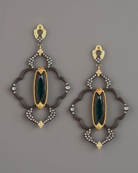 Dulcinea Wing Earrings