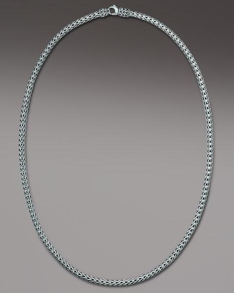 Slim Classic Chain Necklace