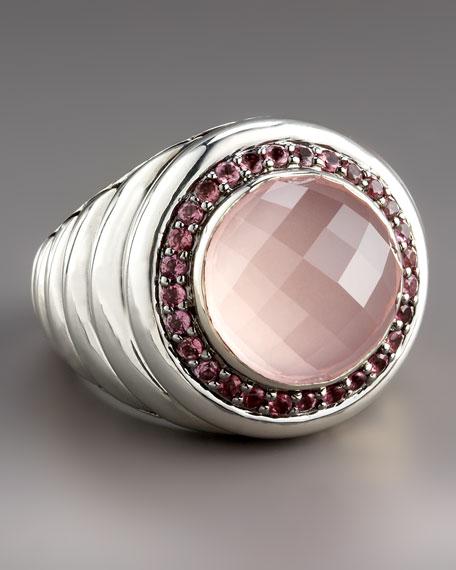 Bedeg Rose Quartz Ring