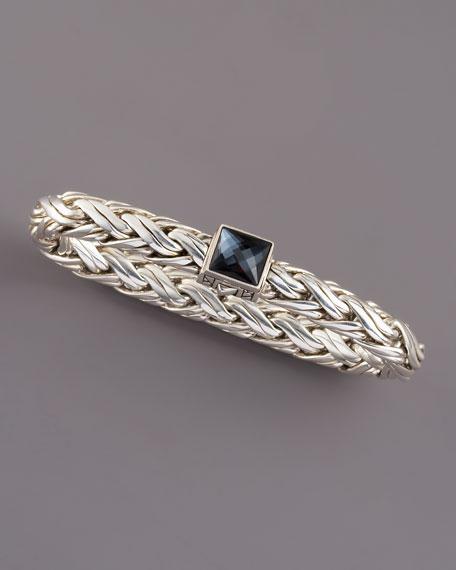 Classic Chain Hematite Bracelet