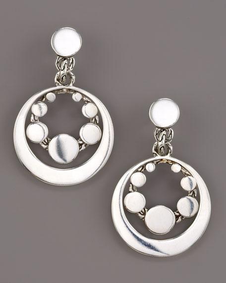 Dot Drop Earrings
