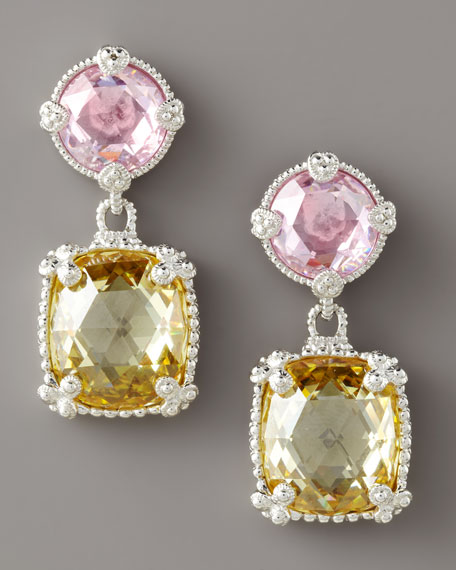 Double Ambrosia Earrings