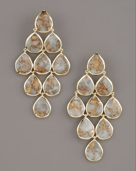 Calcite Cascade Earrings