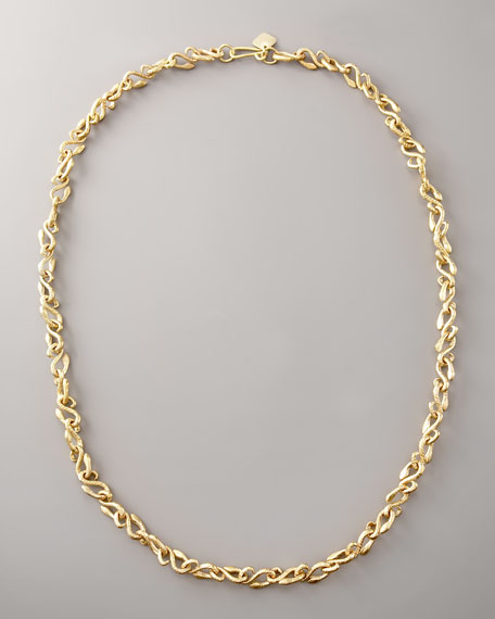 Bronze Snake Chain