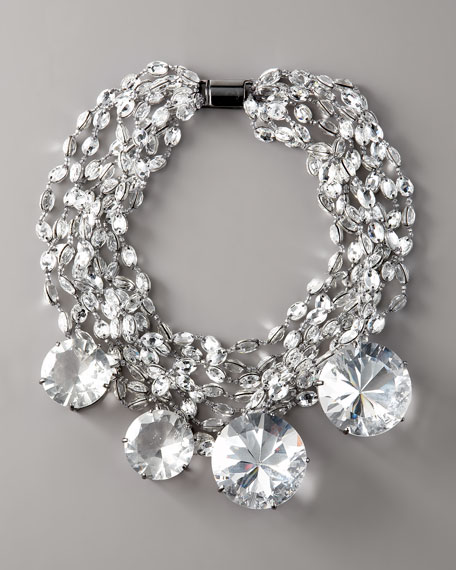 Oversized Bead Necklace