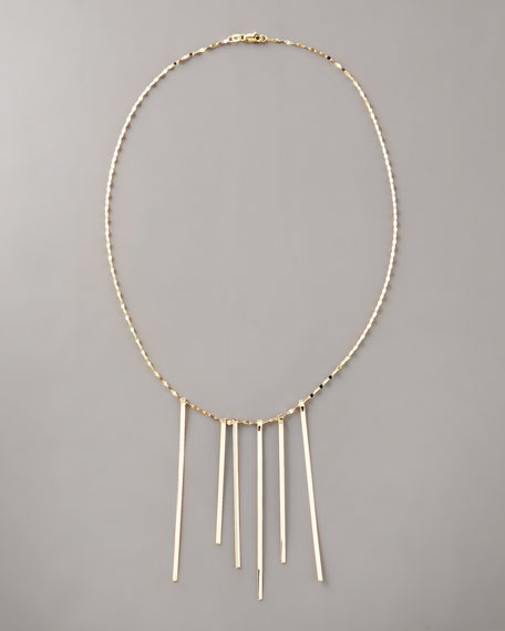 Blake Bar Necklace