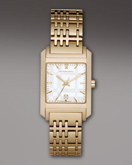 Check Watch, Golden