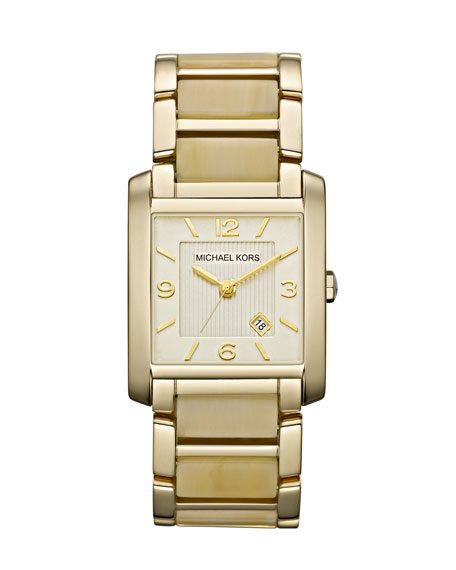 Square-Case Watch
