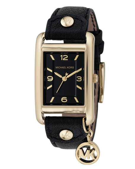 Charm Watch, Black