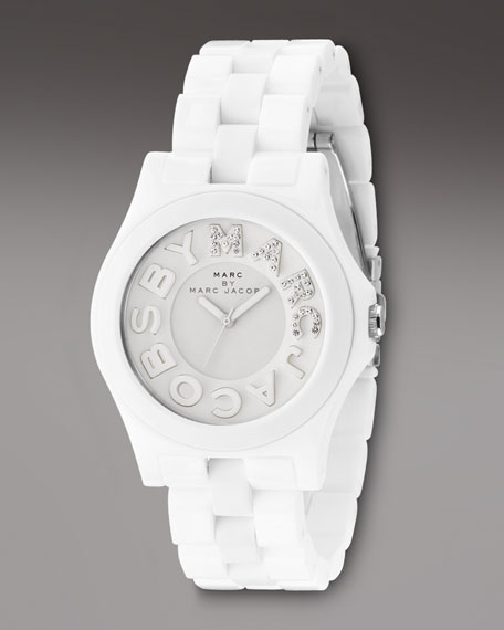 Marco Marc Watch, White