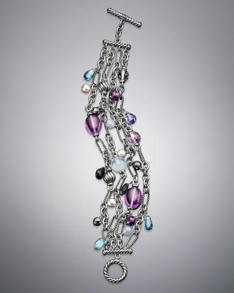 Four-Row Chain Bracelet