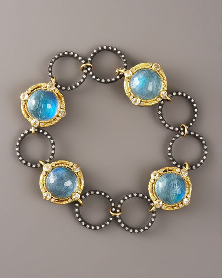 Circle-Link Bracelet