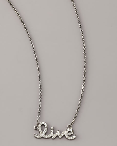 Diamond Live Necklace
