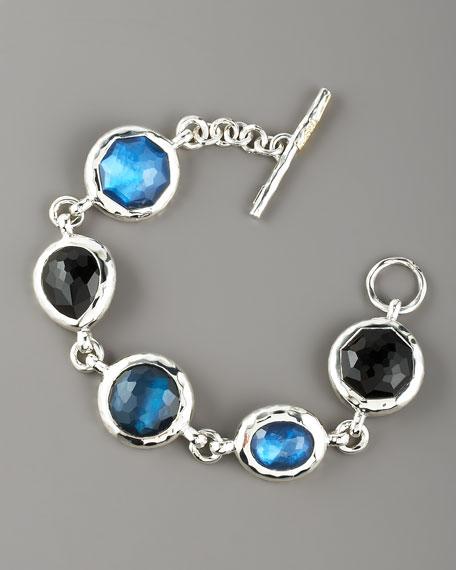 Stone-Link Bracelet, Large