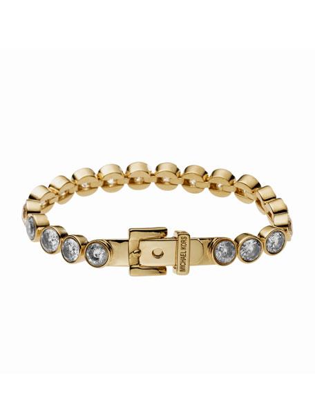 Buckle Tennis Bracelet
