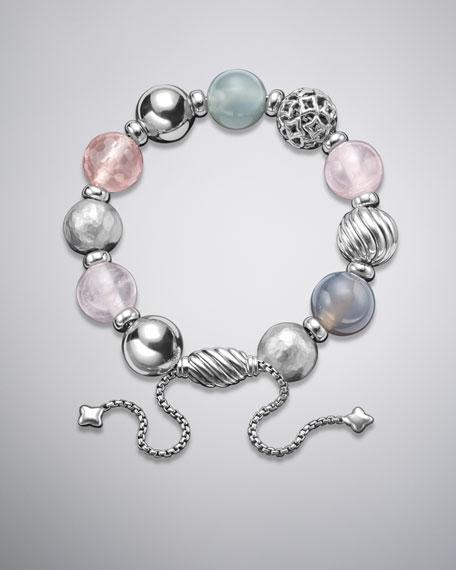 Elements Bracelets, Rose Quartz
