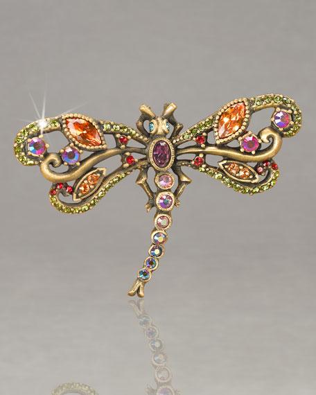 Carma Dragonfly Brooch