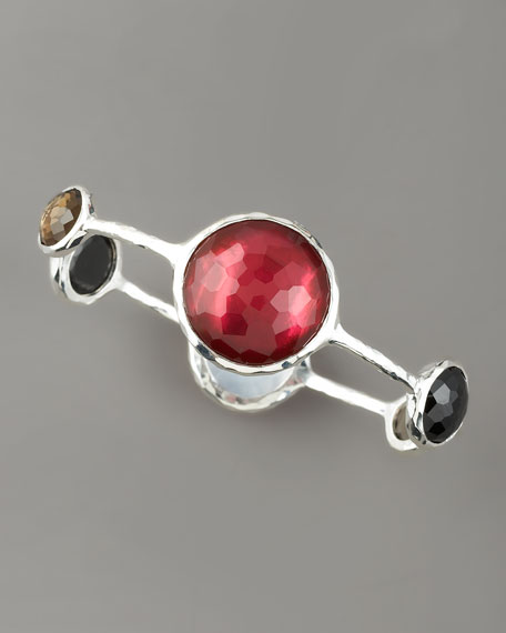 Lollipop Bangle, Crimson