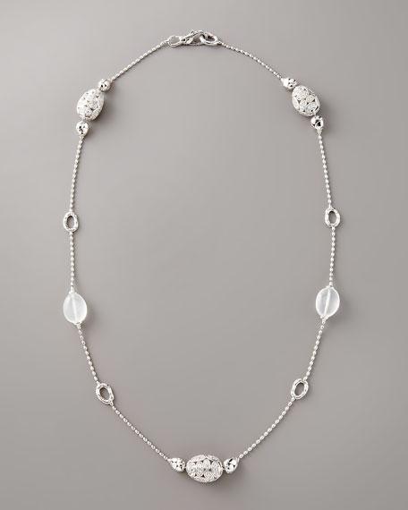 Kali Moonstone Sautoir Necklace