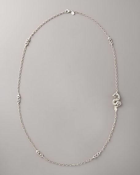 Naga Dragon Sautoir Necklace