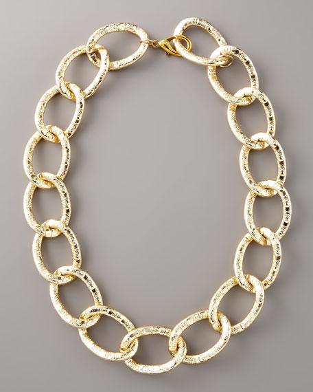 Skull-Engraved Necklace