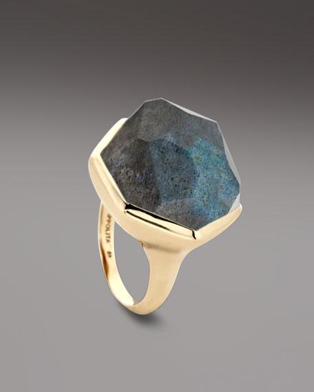 Labradorite Rock Candy Ring