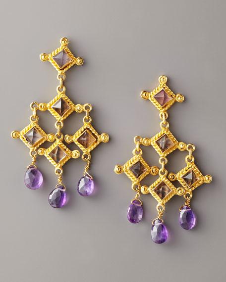 Venetian Chandelier Earrings