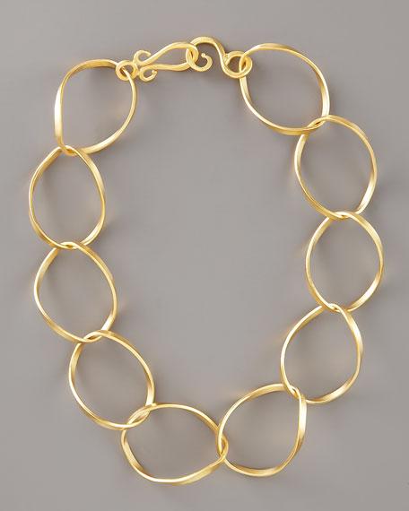 """Chancellor Chain Necklace, 18""""L"""