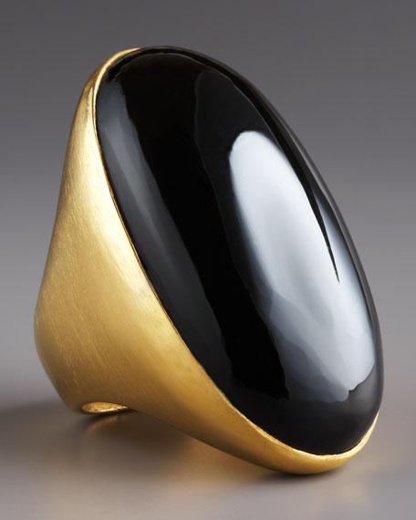 Empress Onyx Ring