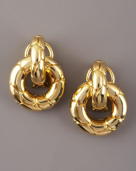 Kali Door-Knocker Earrings