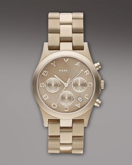 Henry Golden Aluminum Watch
