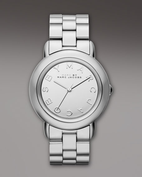 Marcy Stainless Steel Watch