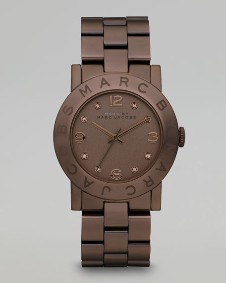 Amy Watch, Brown