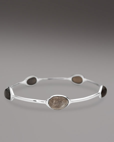 Scultura Six-Station Bangle