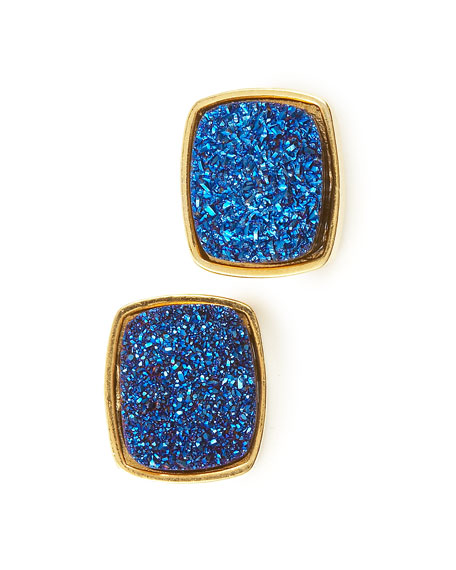 Alicia Rectangular Stud Earrings (CUSP Most Loved!)