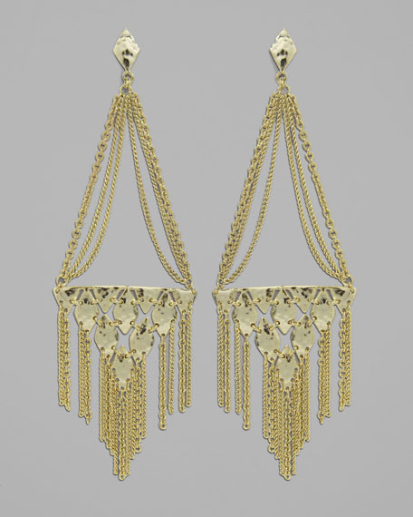 Mandy Fringe Earrings