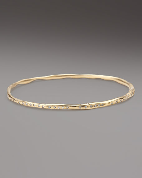 Superstar Diamond Bangle