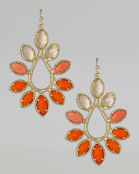 Nyla Multi-Stone Earrings