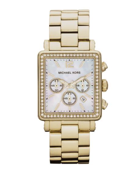 Mid-Size Hudson Watch, Golden