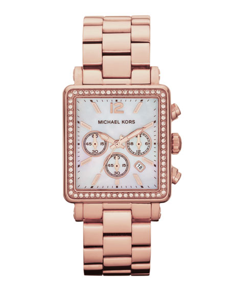 Hudson Watch, Rose Golden